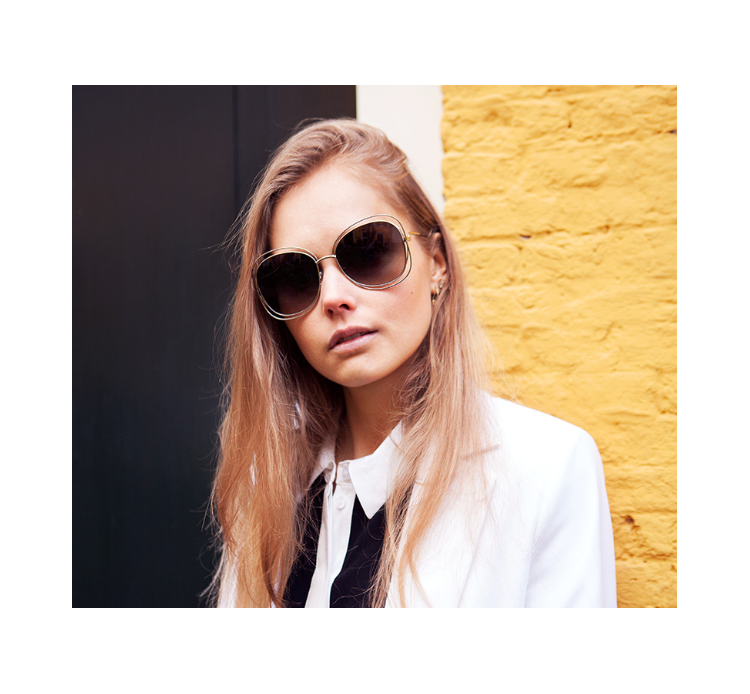 5c1c1e66b0d7 Chloe Carlina Sunglasses Review