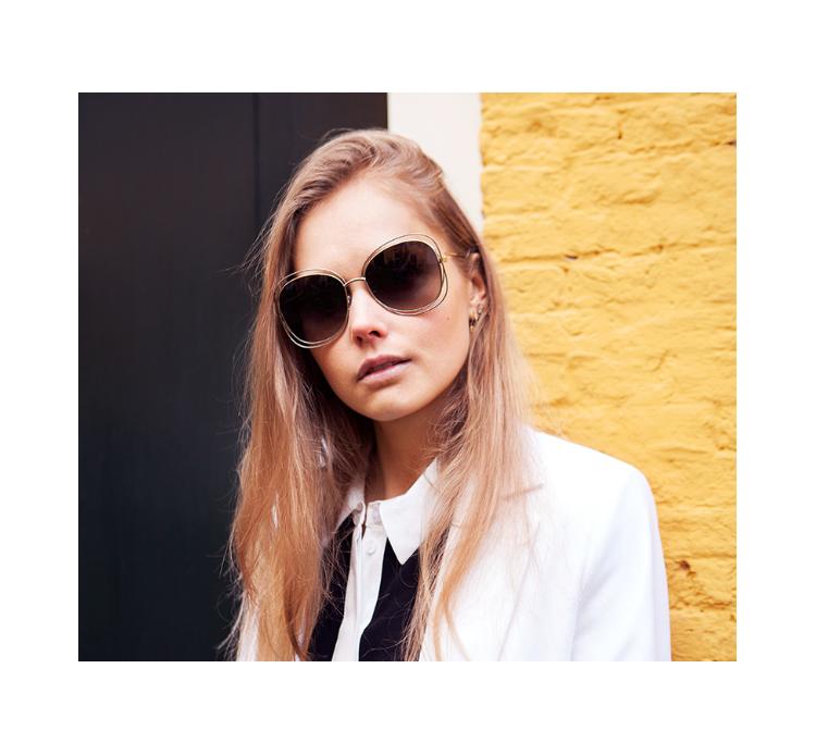 8dea38bbfe Chloe Carlina Sunglasses Reviews | CINEMAS 93