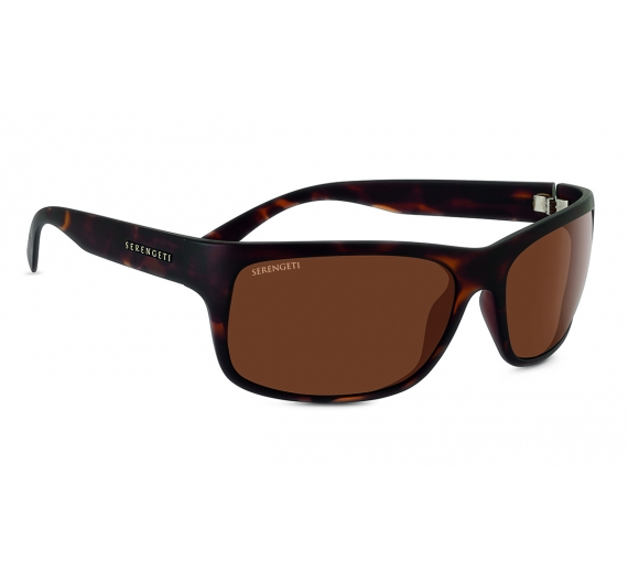 Pistoia 8300 Satin Dark Tort Drivers Polarized