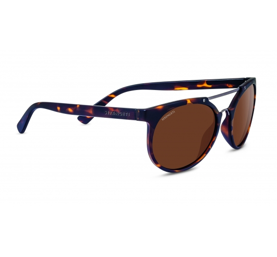 Lerici 8356 Satin Dark Tort/Satin Dark Drivers Polarized
