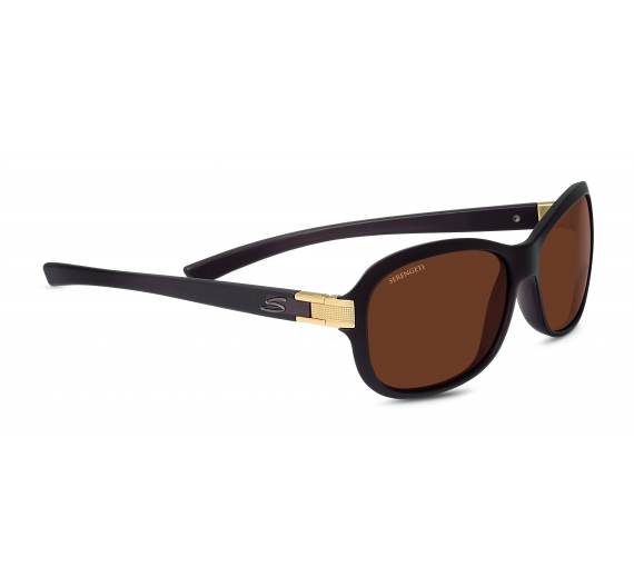 Isola 7942 Sanded Crystal Brown Drivers Polarized
