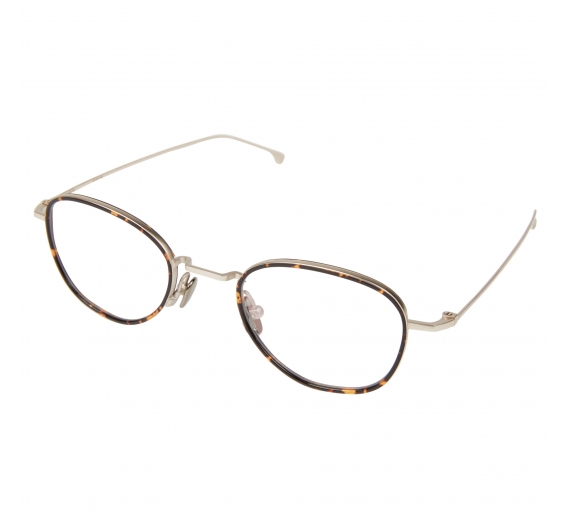 Mercer White Gold Tortoise O2253 47-23-140